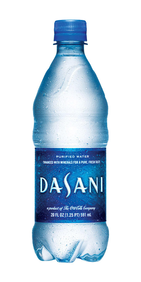 Dasani Purified water enhanced with minerals