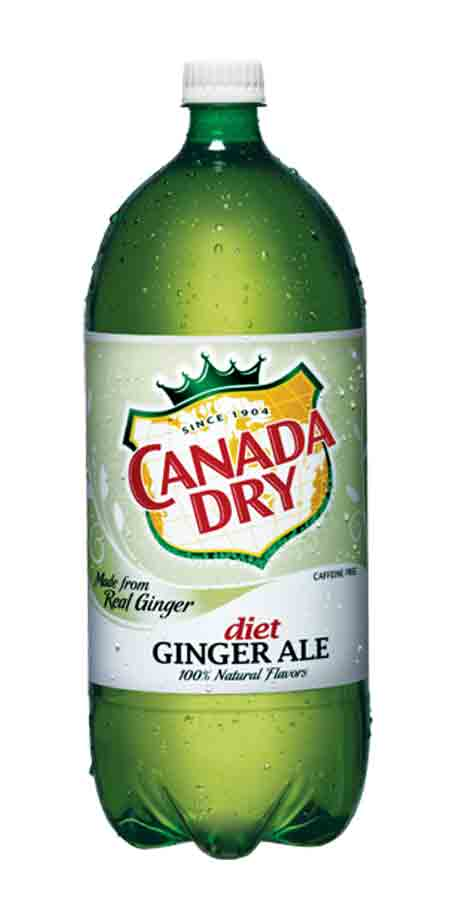 Diet Canada Dry Ginger Ale Diet ginger ale