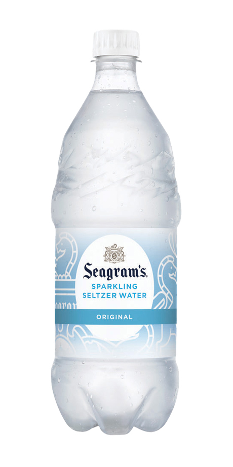 Seagram's Sparkling Seltzer Water Carbonated water