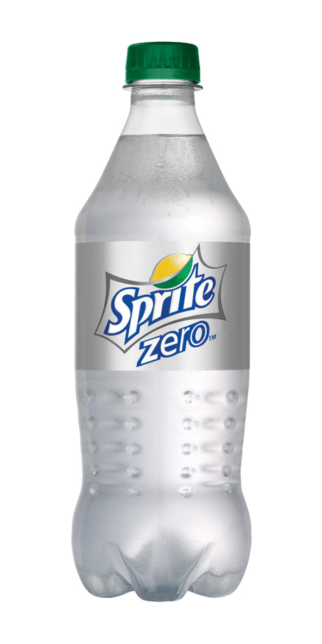 Sprite Zero Zero calorie lemon-lime soft drink