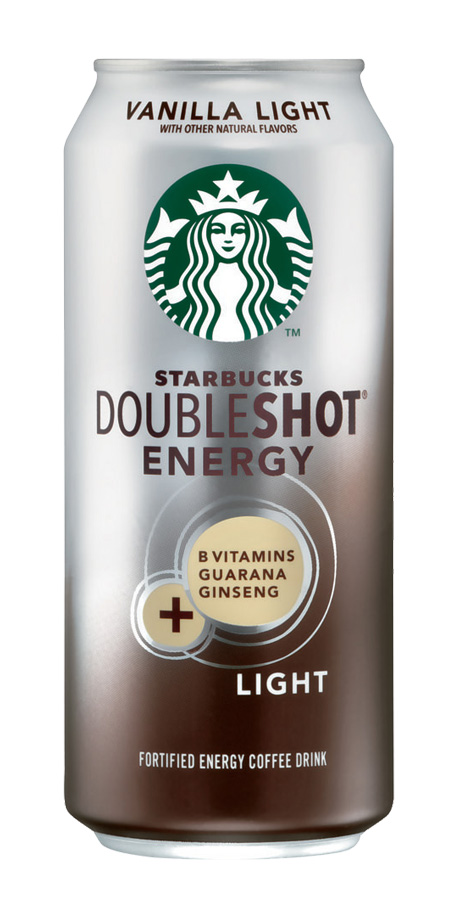 Starbucks Double Shot Espresso Light Rich, full-bodied espresso mellowed with a dash of lowfat cream